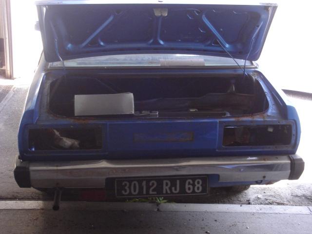 Datsun 120Y 4 portes 1979 Dsc06819