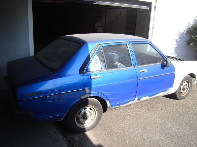 Datsun 120Y 4 portes 1979 Dsc06821