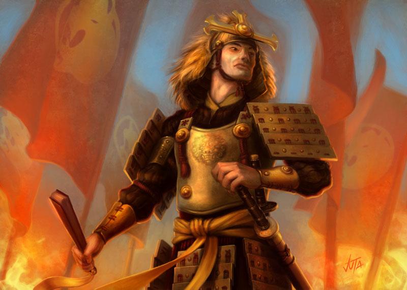 Samouraï vie code et clan. L5r_li10