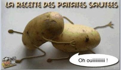 lachez vos postes Patate10