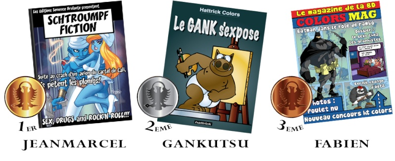 HALL OF FAME (le Concours) Podium13