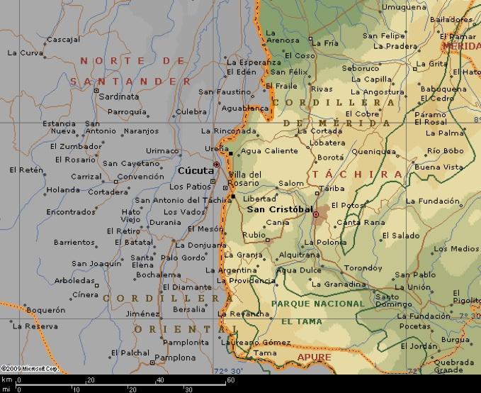 Amanda Andrade: les échelles de l'intégration régionale 2009-a14