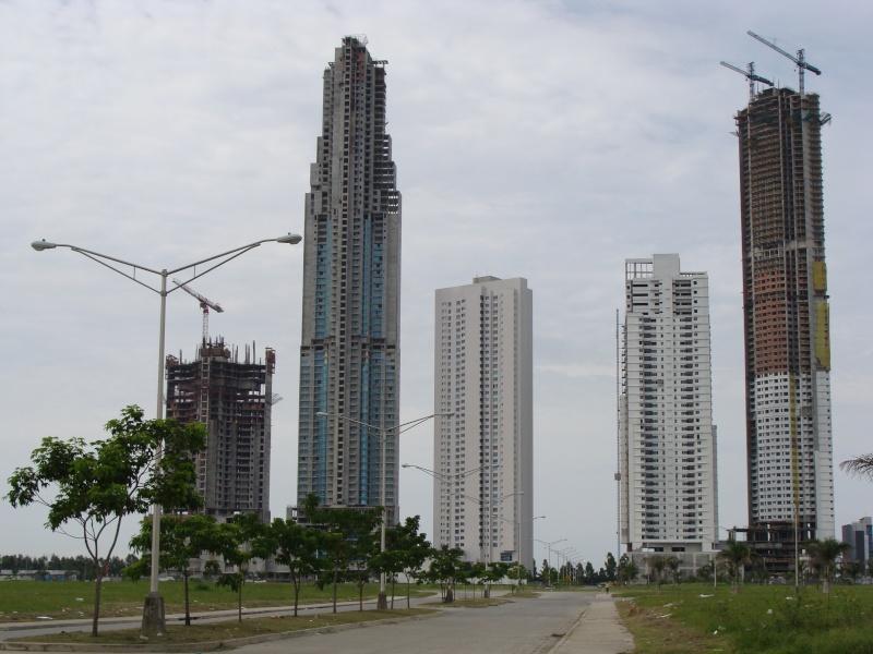 Les gratte-ciel de Panama Costa_10