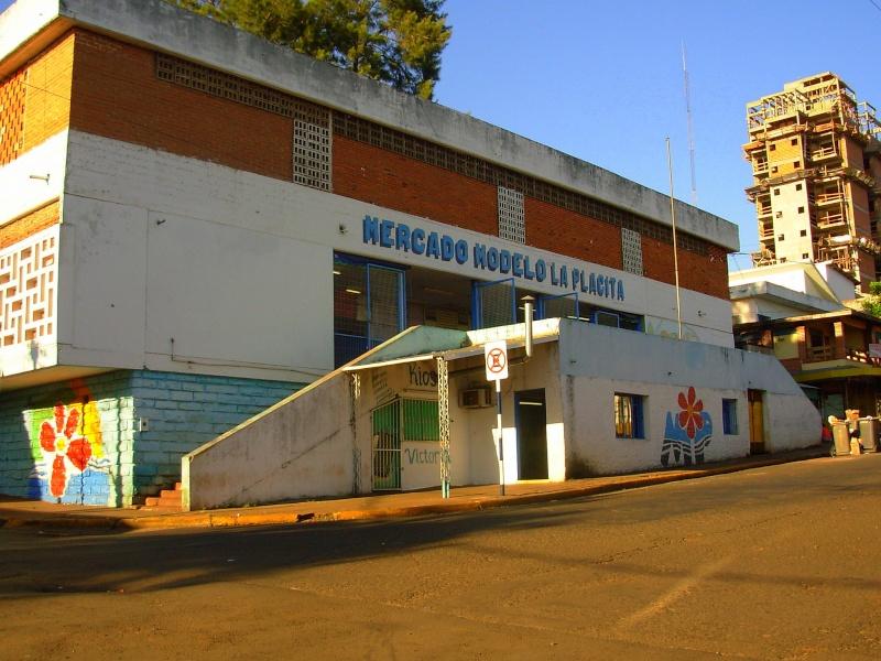 Maria Dolores Linares: entre Posadas (Argentina) y Encarnación (Paraguay) Dscn2410