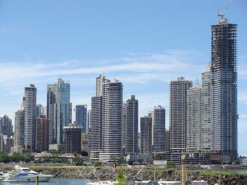 Les gratte-ciel de Panama Paitil11