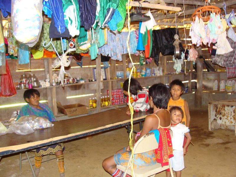 Les communautés Kunas de Madungandi et Pintupo (Panama) Pintup17