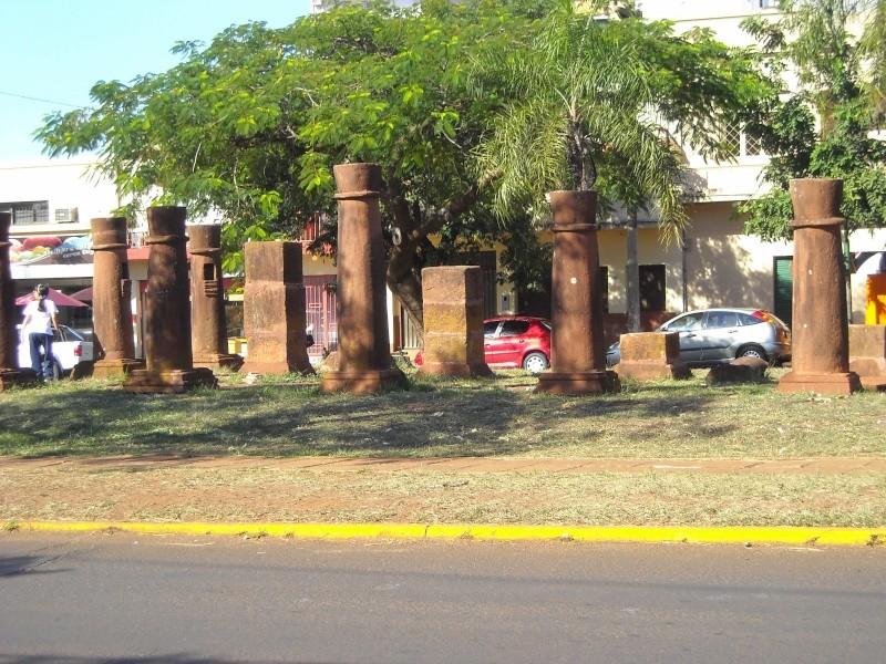 Maria Dolores Linares: entre Posadas (Argentina) y Encarnación (Paraguay) Ruinas10