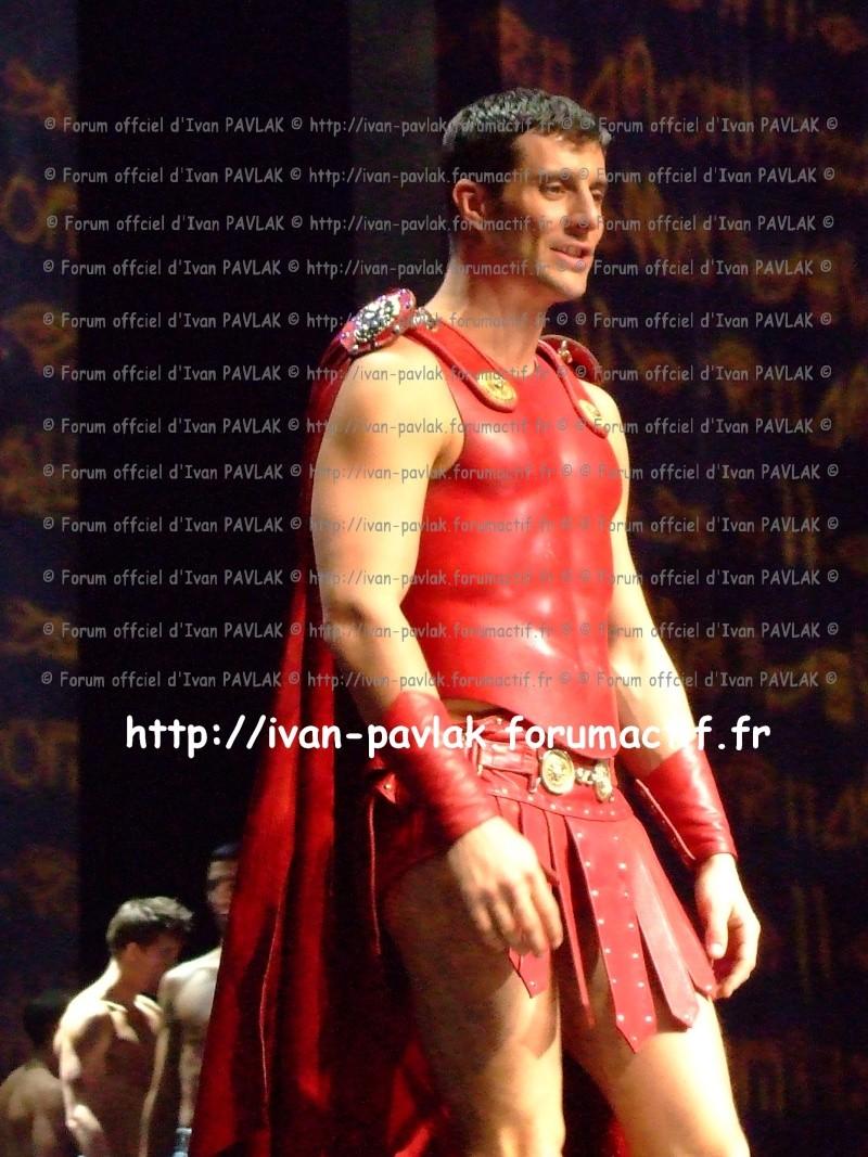 Cléopâtre : Ivan en Brutus Dscf6038