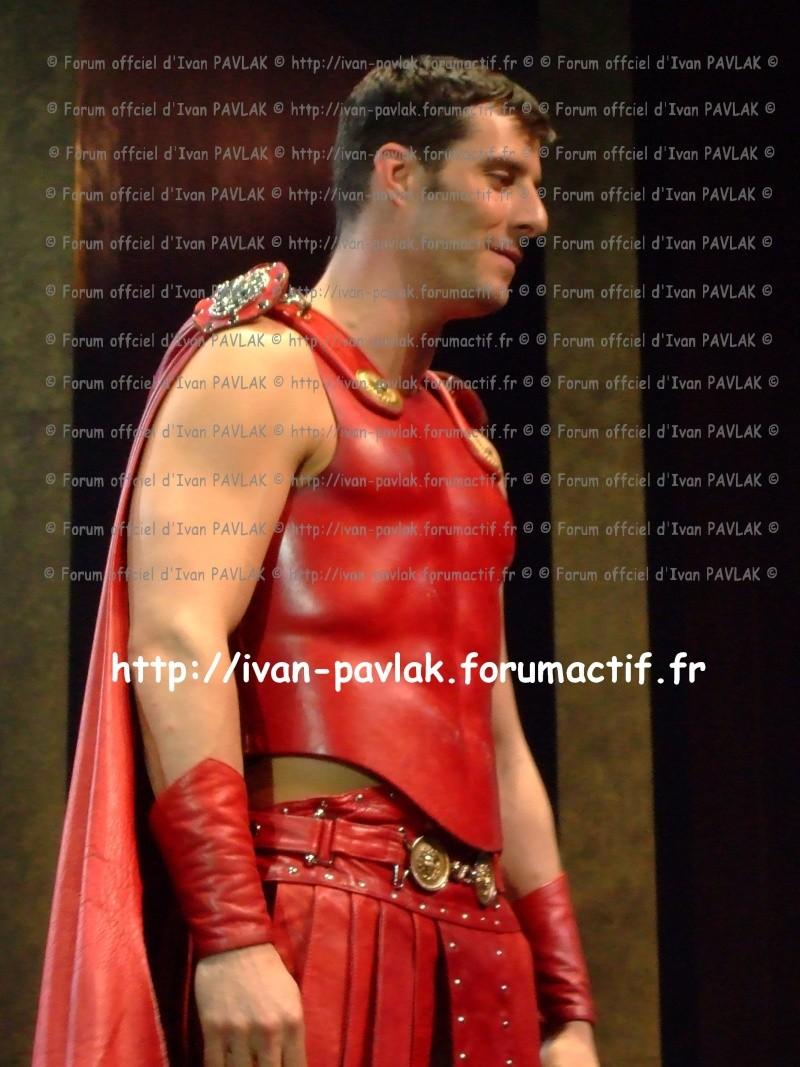 Cléopâtre : Ivan en Brutus Dscf6039