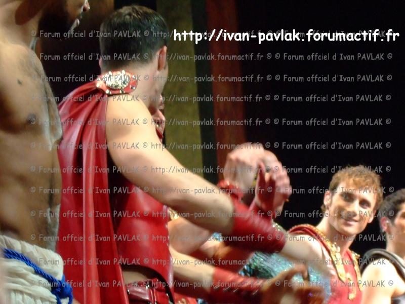 Cléopâtre : Ivan en Brutus Dscf6041