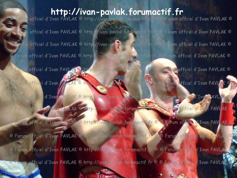 Cléopâtre : Ivan en Brutus Dscf6042