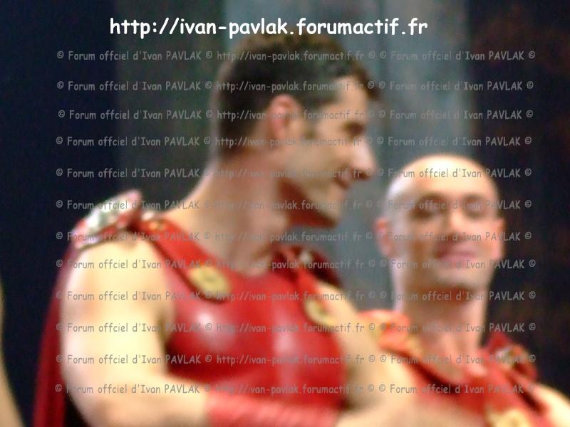 Cléopâtre : Ivan en Brutus Dscf6043