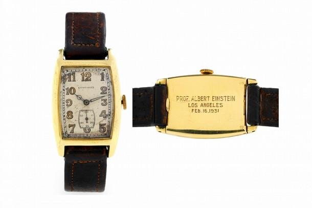 La montre des Grands Hommes [historique] Albert10