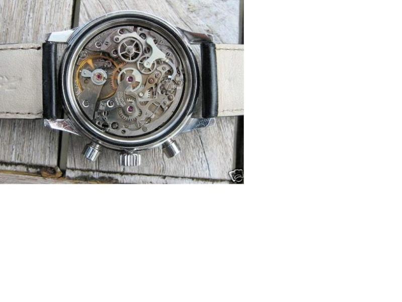 Le chronographe Croton Chronomaster Aviator Sea-diver : la montre à tout faire des années 60-70 Chrono11