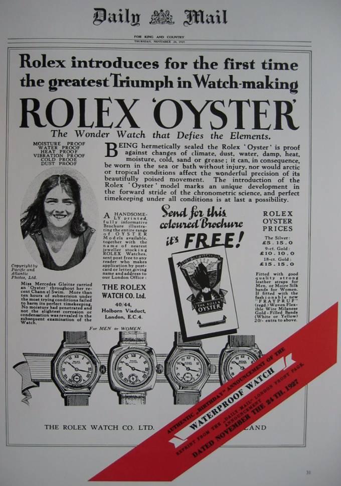 Quelle est la première montre à avoir......? [historique] Merci de vous y joindre! Rolo_m11