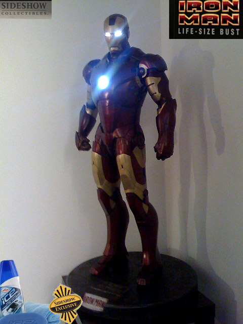 "IRON MAN ""MARK III "" Legendary scale figure Mark310"