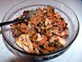 Parmentier de fruits de mer gratiné 549