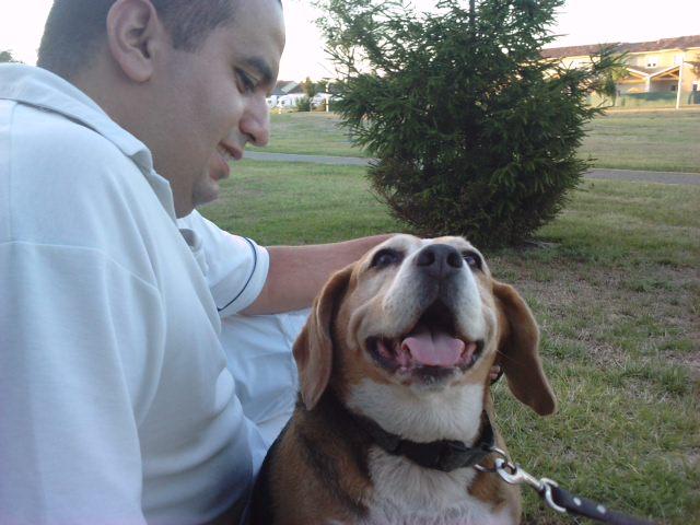 pour papi  yvon qui avais ces deux chiennes  souflette et nina P2608015