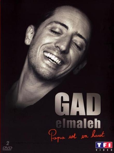 Gad Elmaleh - Papa est en haut Papaes10