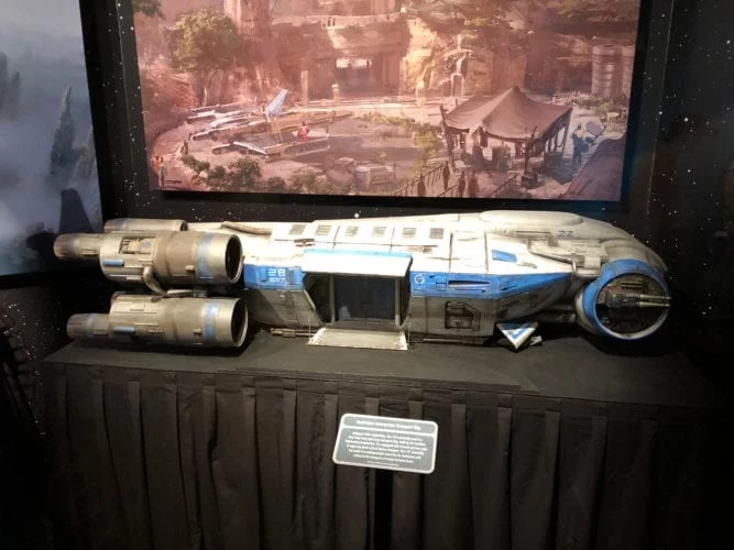 Star Wars Rise of the Resistance - Star Wars: Galaxy's Edge 0113