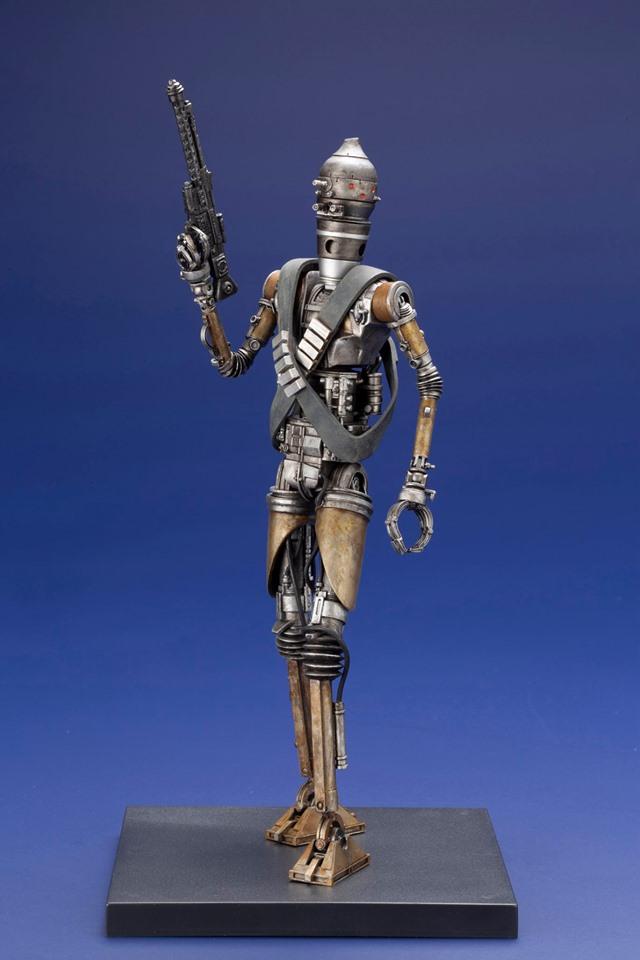 Star Wars IG-11 ARTFX+ Statue - Kotobukiya 0117