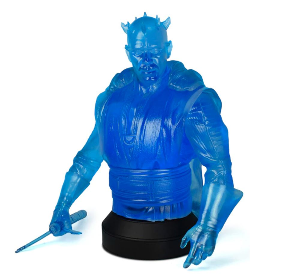 Darth Maul Holographic Mini Bust - Solo - Gentle Giant PGM  0137