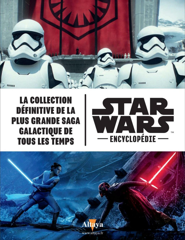 Encyclopédie Star Wars - Altaya 0142