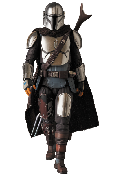 The Mandalorian Beskar Armor & The Child Figure - Medicom 0145_210