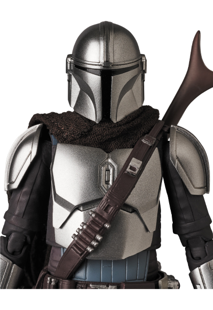 The Mandalorian Beskar Armor & The Child Figure - Medicom 0153_210