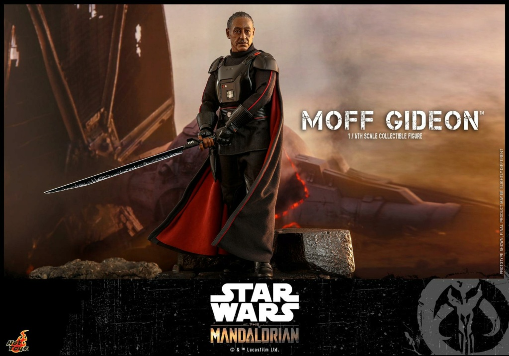 Imperial Moff Gideon - 1/6 Scale Figure - Hot Toys 0157