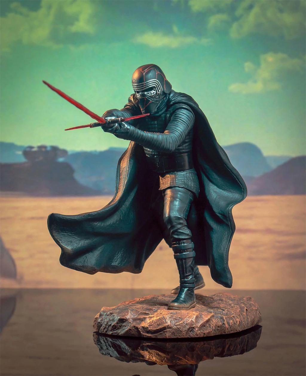 Kylo Ren Rise of Skywalker Premier Collection 1:7 Statue DST 01_her10