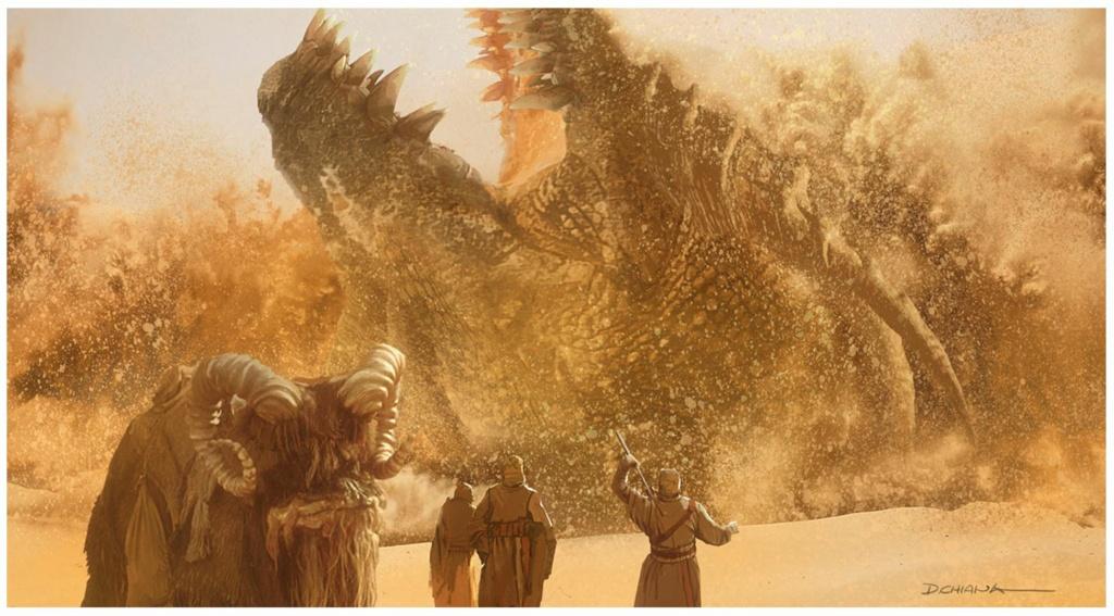 Star Wars The Mandalorian - Les Concepts Art de la saison 2 01_kra10