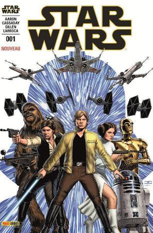 Numérotations Magazine & Softcover Star Wars - PANINI 01_v110