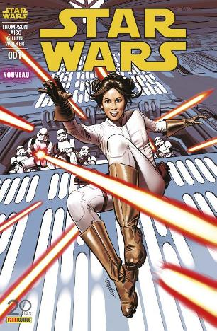 Numérotations Magazine & Softcover Star Wars - PANINI 01_v210