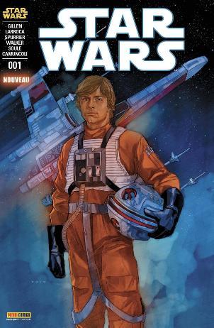Numérotations Magazine & Softcover Star Wars - PANINI 01_v310