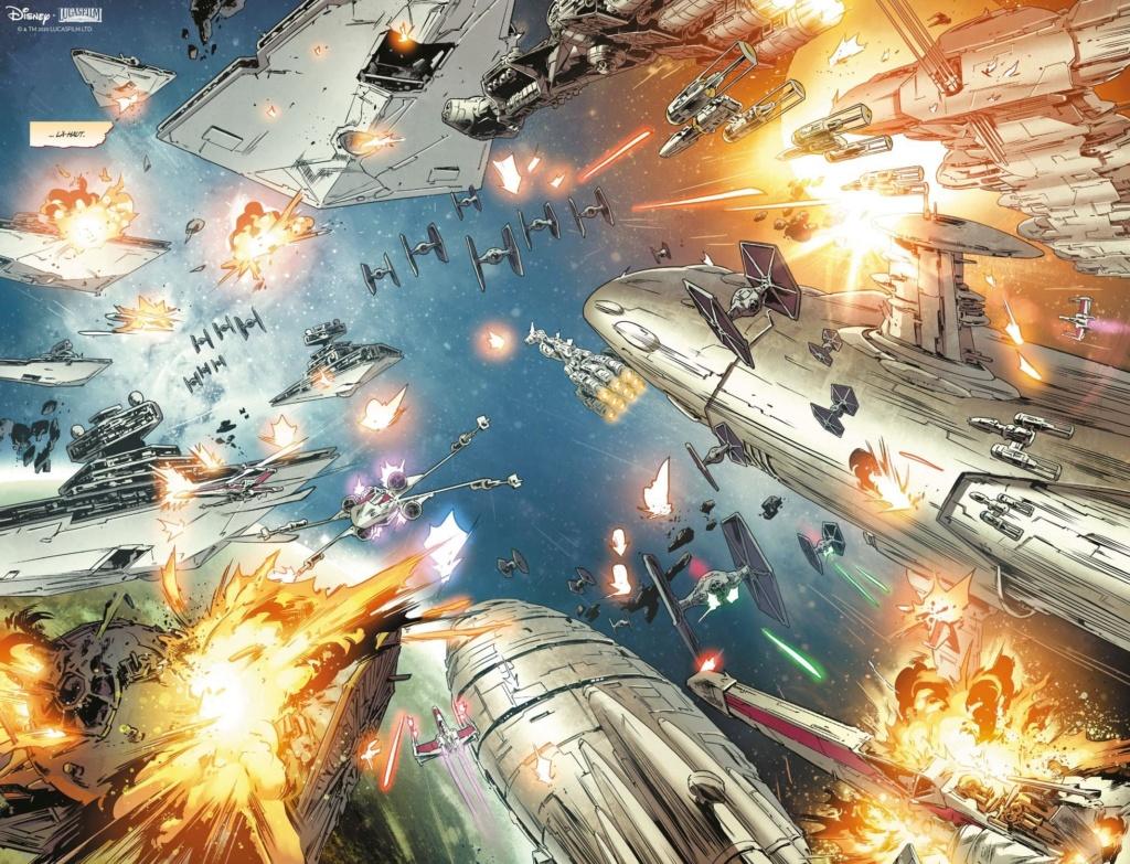 Star Wars Vador Sombres Visions - PANINI 01e10