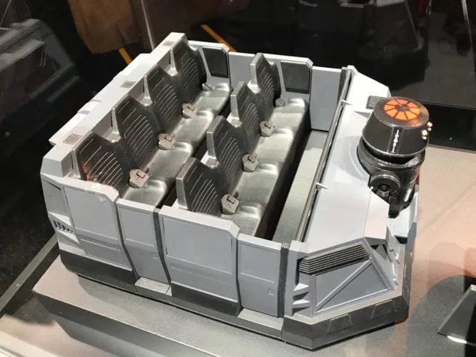 Star Wars Rise of the Resistance - Star Wars: Galaxy's Edge 0212