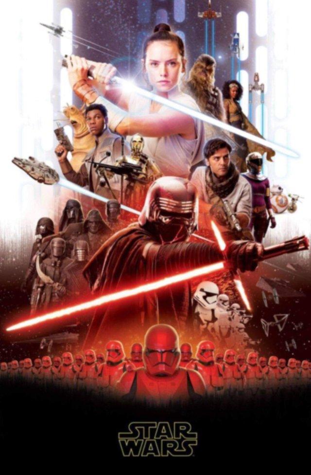 9 - Les RUMEURS de Star Wars IX - The Rise Of Skywalker - Page 3 0213