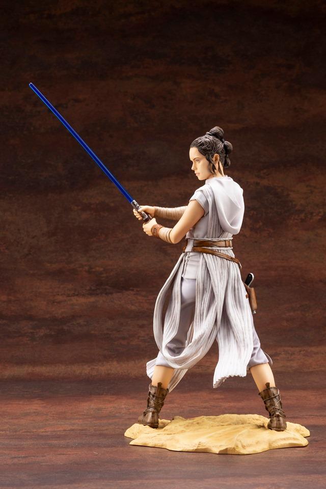 Star Wars Rey ARTFX Statue - Kotobukiya 0214