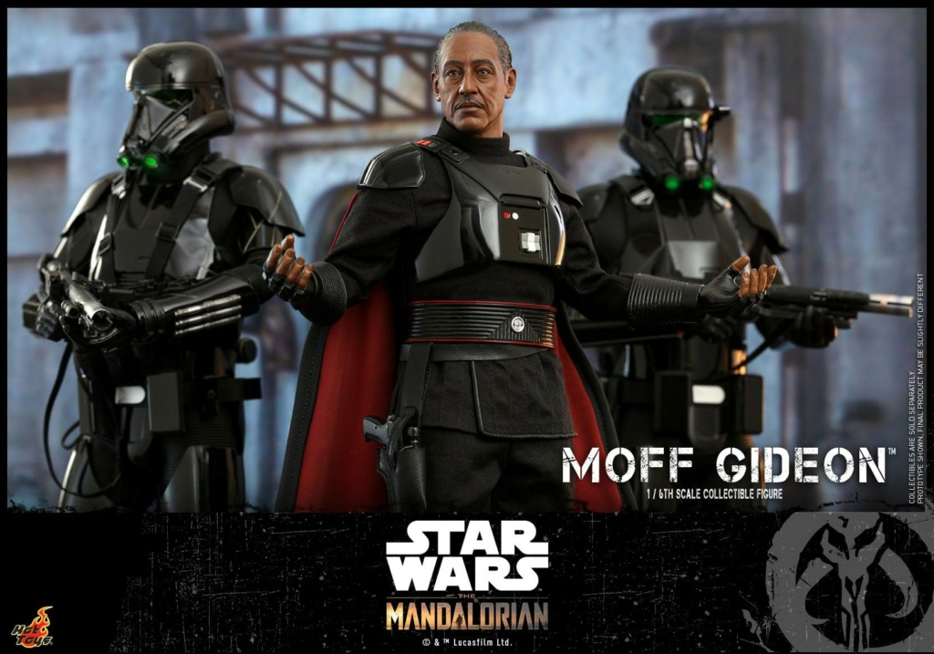 Imperial Moff Gideon - 1/6 Scale Figure - Hot Toys 0254