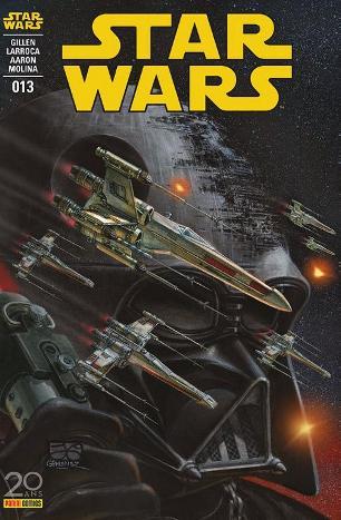 Numérotations Magazine & Softcover Star Wars - PANINI 02_v110