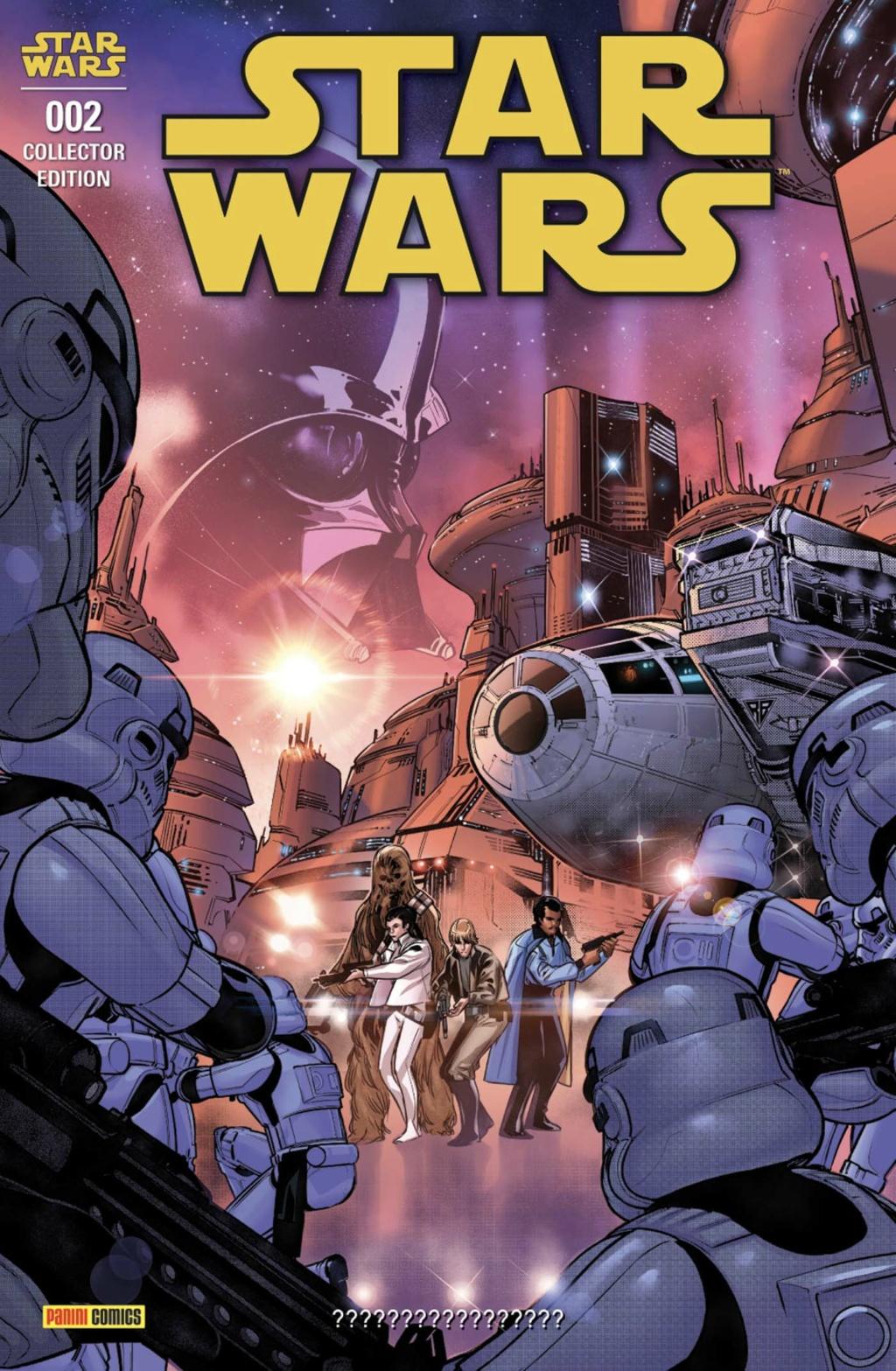 SOFTCOVER STAR WARS #02 V5 (43) PANINI - FEVRIER 2021 02b10