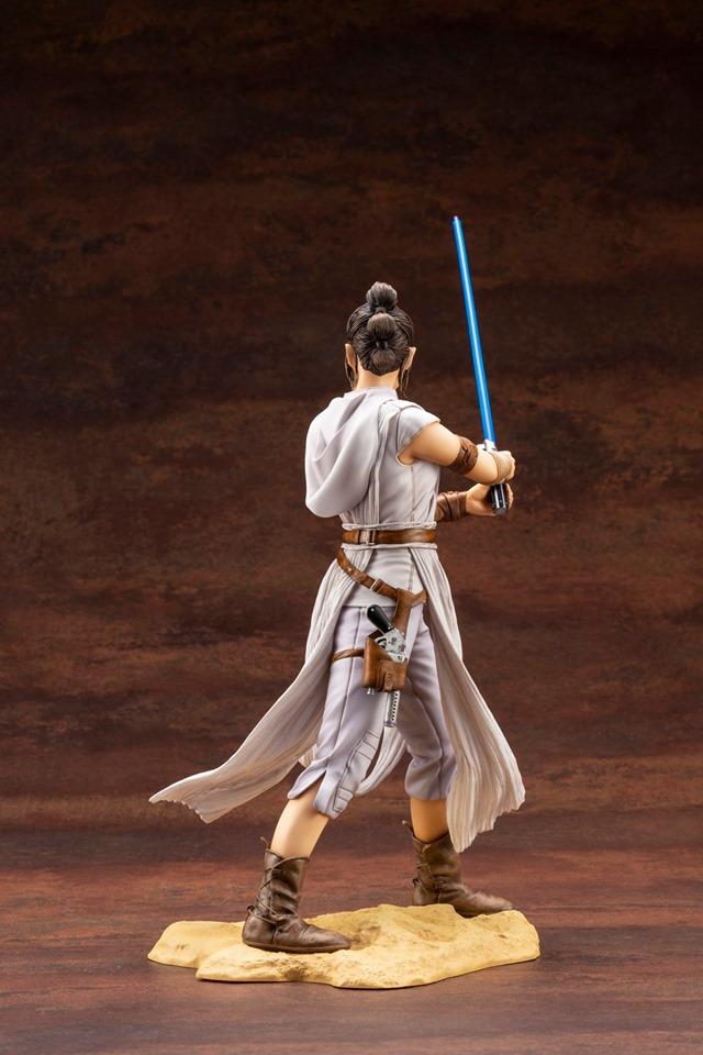 Star Wars Rey ARTFX Statue - Kotobukiya 0313