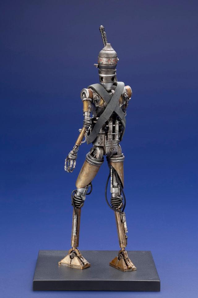 Star Wars IG-11 ARTFX+ Statue - Kotobukiya 0314