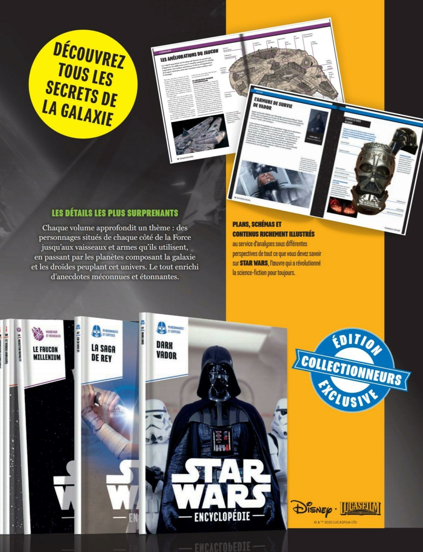 Encyclopédie Star Wars - Altaya 0338