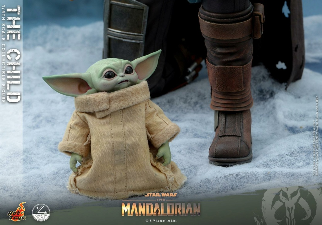 The Child Collectible Figure - 1/4th scale - Hot Toys 0350
