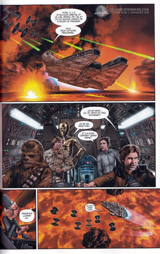 SOFTCOVER STAR WARS #03 V4 (36) PANINI - MARS 2020 03a10
