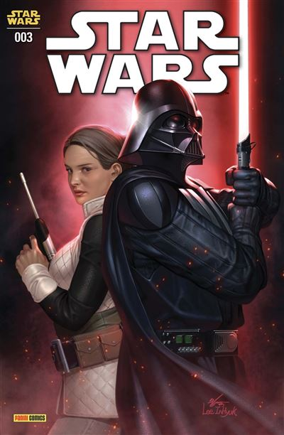 SOFTCOVER STAR WARS #03 V5 (44) PANINI - AVRIL 2021  03a11