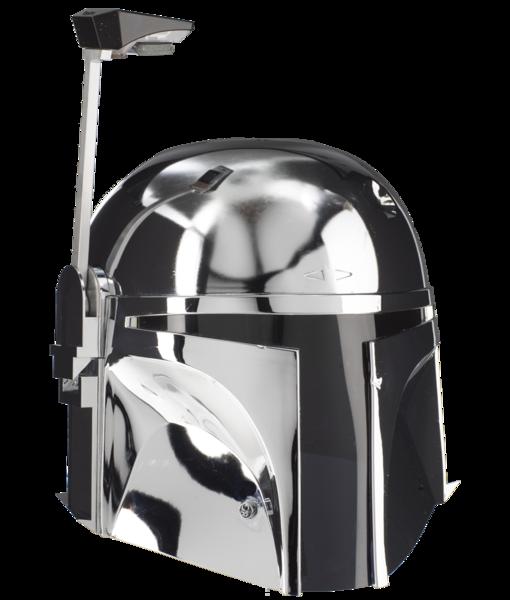 Boba Fett Helmet - 40th Anniversary Commemorative - EFX  0410