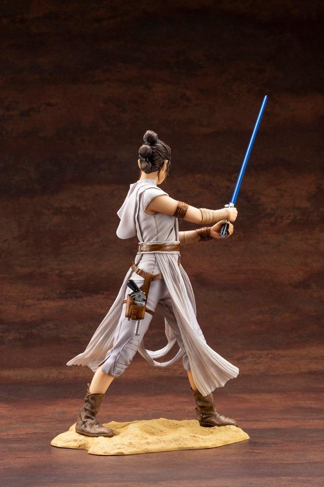 Star Wars Rey ARTFX Statue - Kotobukiya 0412